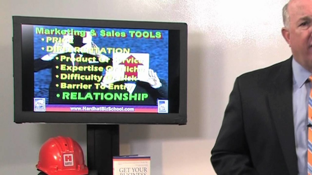 Construction Sales And Marketing Training